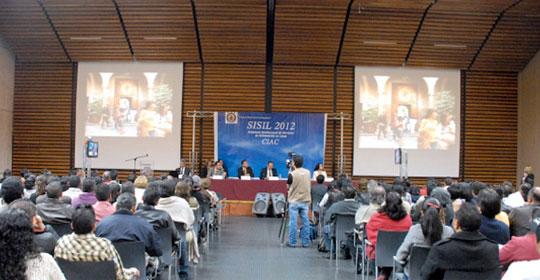 Seminario Institucional de Servicios de Información en Línea 2012